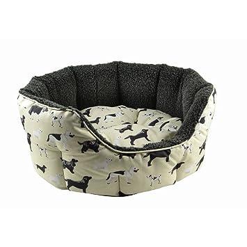 Aga - - cama para patrones de costura para camisetas de perro e instrucciones para hacer 25 cm x 56 x 51 cm: Amazon.es: Hogar