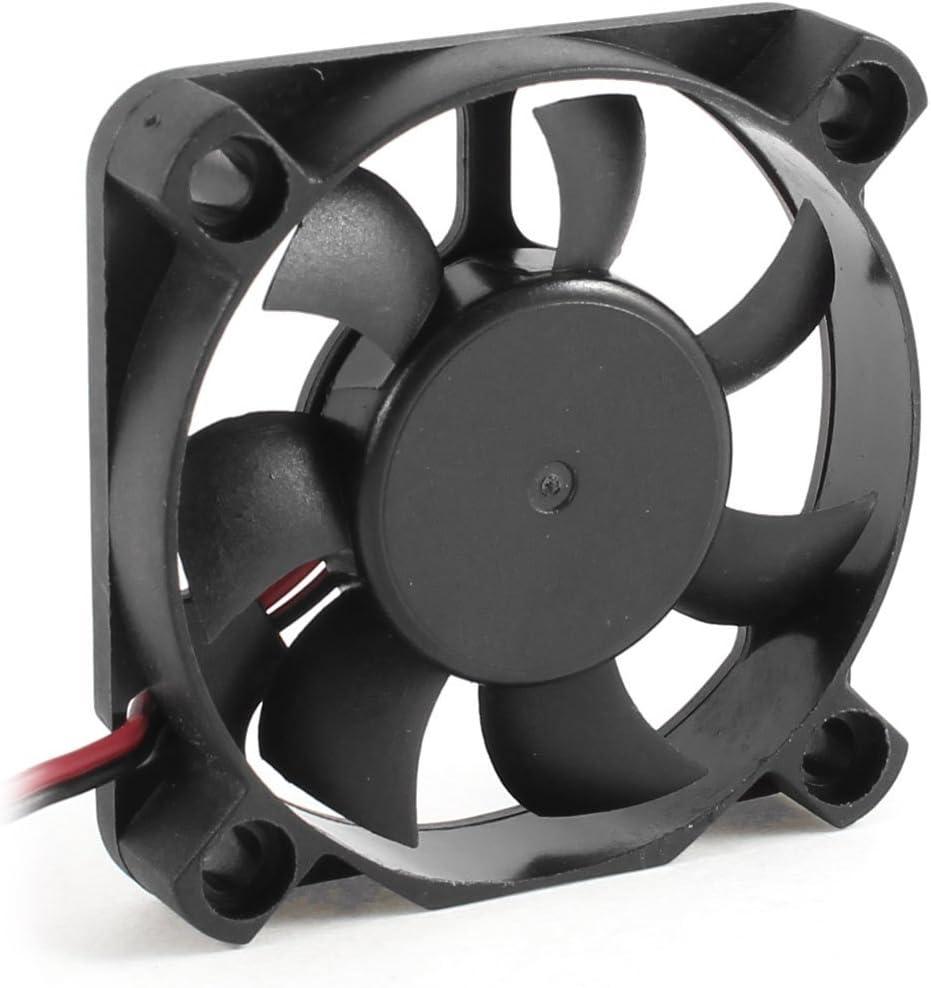 Rarido 50mm x 10mm DC 12V 2-Pin Connector Computer Case Cooler Cooling Fan