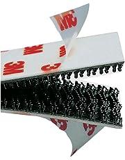 12 pièce 3M SJ3550 Dual Lock Velcro extra fort noir 25,4mm x 50mm
