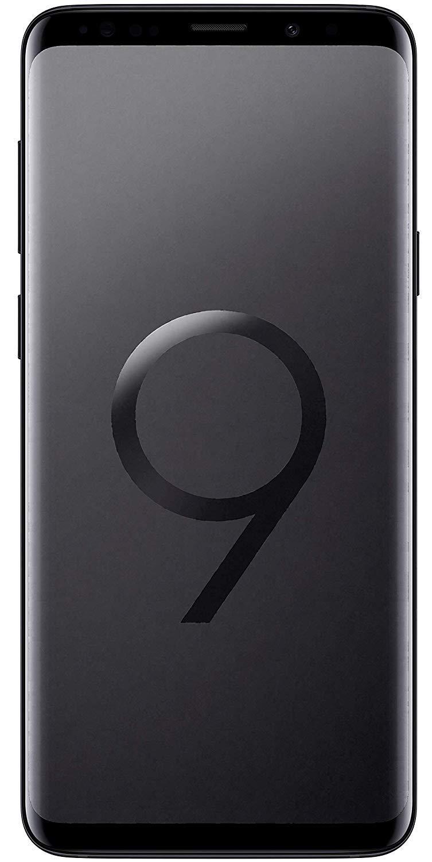 Samsung Galaxy S9 Plus (Midnight Black, 6GB RAM, 64GB Storage) with No Cost  EMI/Additional Exchange Offers