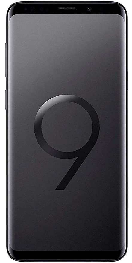 Samsung Galaxy S9 Plus (Midnight Black, 6GB RAM, 64GB Storage) with No Cost  EMI/Additional Exchange Offers