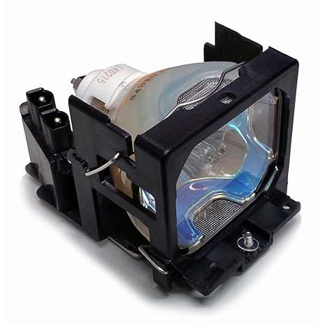 HFY Marbull LMP-C132 - Lámpara de Repuesto con Carcasa para ...