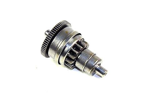 PCP – Motor de arranque del embrague Gear, Bendix para 49 50 cc GY6 ciclomotor