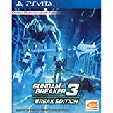 Toys : PSVITA Gundam Breaker 3 Break Edition (English Subtitle) for Playstation Vita