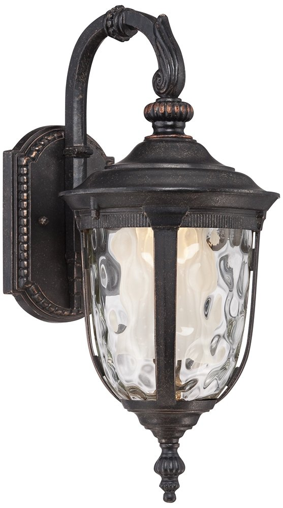 Bellagio 16 1/2'' High Down Arm LED Outdoor Light