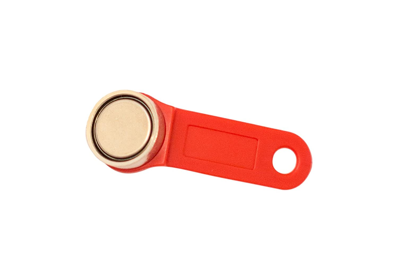 Free Del! 5 x Red Dallas Key Magnetic Fob iButton EPOS