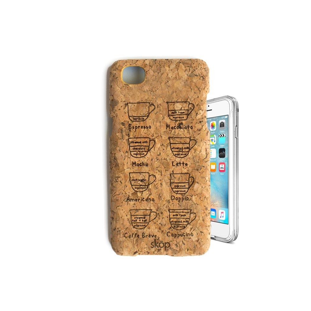 cork iphone 8 plus case
