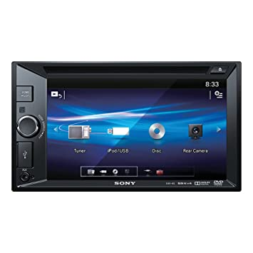 sony xav 65 6 1 inch touchscreen multimedia system amazon co uk sony xav 65 6 1 inch touchscreen multimedia system