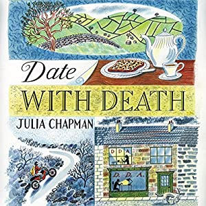Date with Death Audiobook
