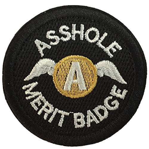 rit Badge Military Tactical Morale Funny Patch - 2.48
