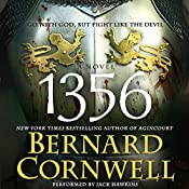 1356: A Novel | Bernard Cornwell