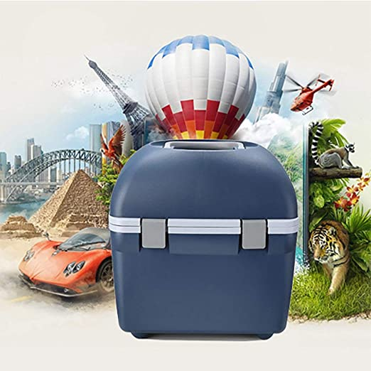 ZZWBOX Mini Nevera electrica portatil,Mini frigorífico,frigorífico ...