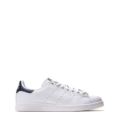 adidas Originals Sneaker Stan Smith M20325 Weiß Blau, Schuhgröße:42 23