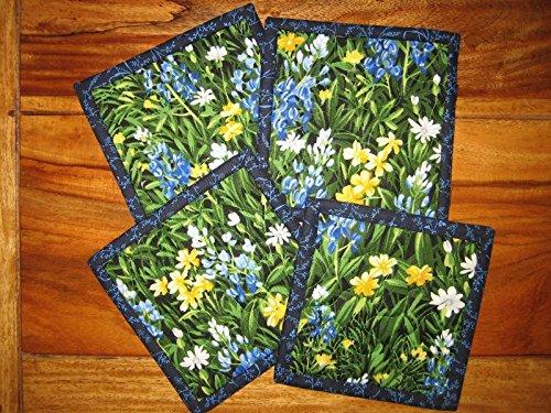 Garden Cotton Quilt Fabric - 9