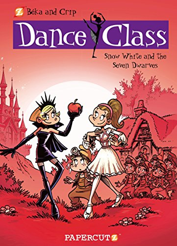 Dance Class #8: Snow White and the Seven Dwarves (Dance Class Graphic ()