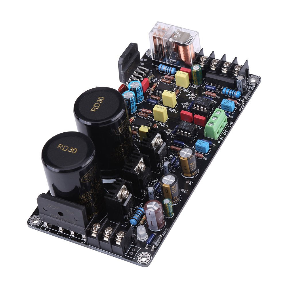 1pc Lm3886 Power Amplifier Board Full Dc Servo Op Amp Problems Controlling An Lm317 With Opamp Electrical Independent Ne5534 Stereo Module Ultimate Edition Heatsink Not Included Home