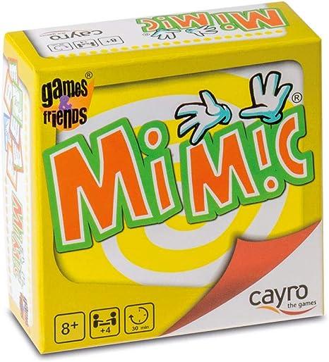 Cayro - Mi Mic - Juego de observación y representación corporal ...