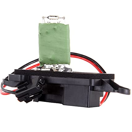 Heater Blower Motor Fan Resistor Air Conditioning Replacement Parts ECCPP  fit for 2004-2007 Buick Rainier /2002-2009 Chevrolet Trailblazer /2002-2006