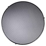 Interfit MBDG28 Studio Essentials Large - Honeycomb Grid for 28'' Beauty Dish, Black
