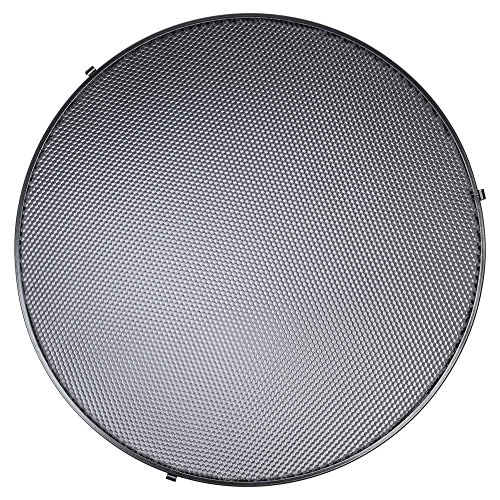 Interfit MBDG28 Studio Essentials Large - Honeycomb Grid for 28'' Beauty Dish, Black by Interfit