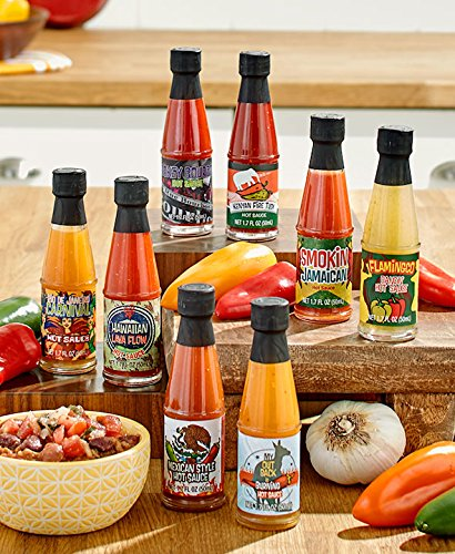 Mango Mild Hot Sauce (8-Pc. Global Hot Sauce Gift)
