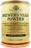 Solgar Brewer's Yeast (Primary) Powder 400 Gramm