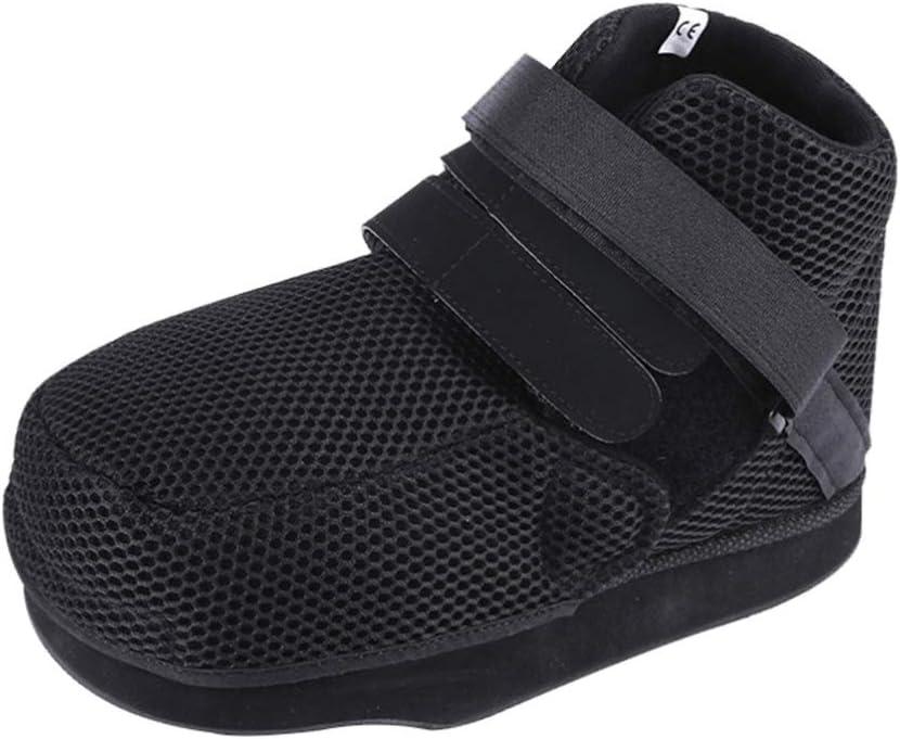 SUPVOX Postoperatorio Calzado Médico Ajustable Bota para Caminar Post Lesión Pie Quirúrgico Dedo Del Pie Molde Ortopédico Soporte Ortopédico para Fractura de Hueso Roto