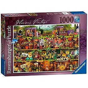 Ravensburger Glorious Vintage Jigsaw Puzzle (1000-Piece)
