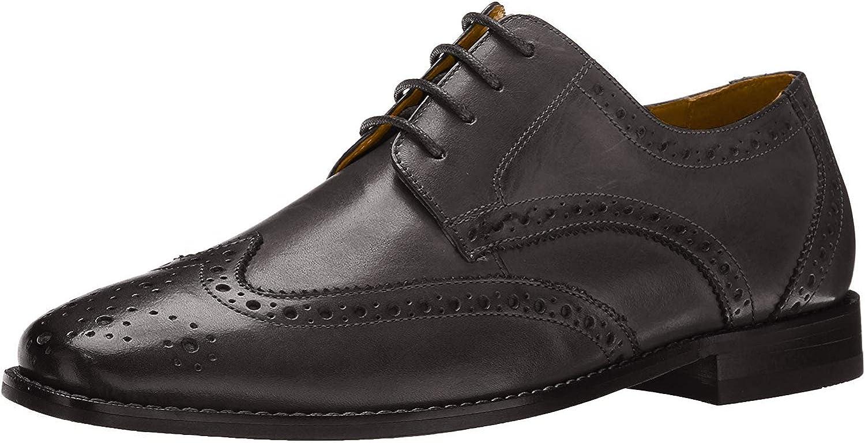 Florsheim Mens Montinaro Wingtip Dress Shoe Lace Up Oxford