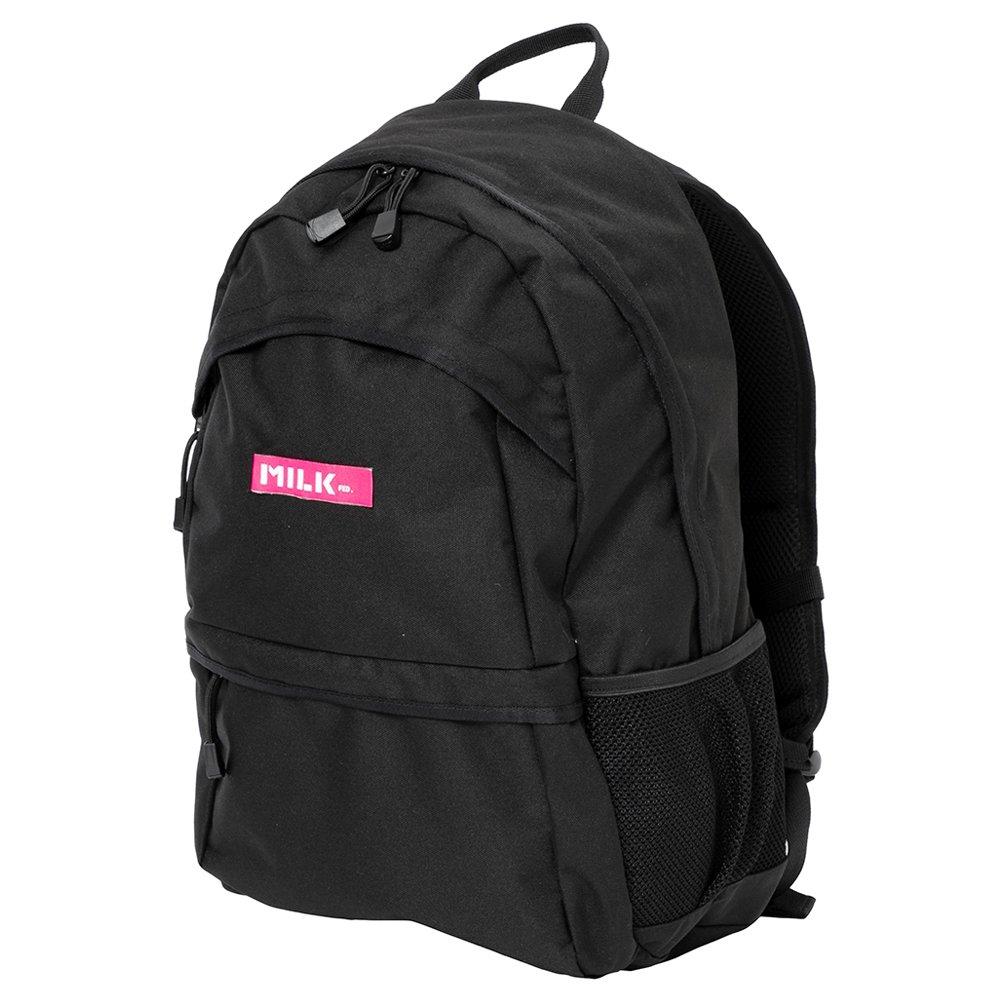 MILKFED big backpack バックパック リュックサック レディース 通学 カジュアル Free ピンク B077Z5T2NB