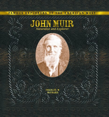 a biography of john muir an american explorer naturalist and writer Biography: john muir  fifty years later, the naturalist muir described the day in his autobiography  as a writer, he taught the people.