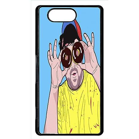 Carcasa Sony Xperia Z3 Compact hombre Pop Art: Amazon.es ...