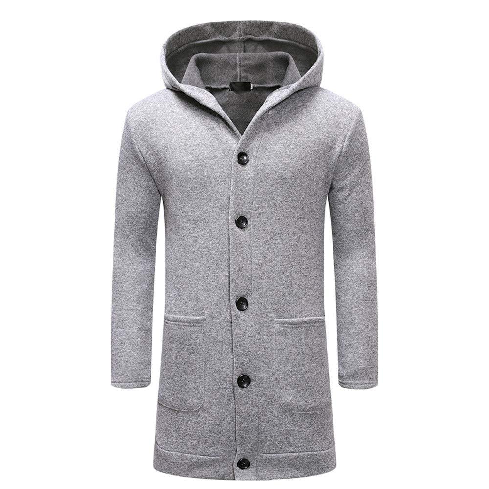 BBestseller Slim Fit Hooded Hombre Abajo Chaqueta Caliente Sección Abrigo con Capucha Sudadera Sweater Escudo Invierno Outwear: Amazon.es: Ropa y accesorios