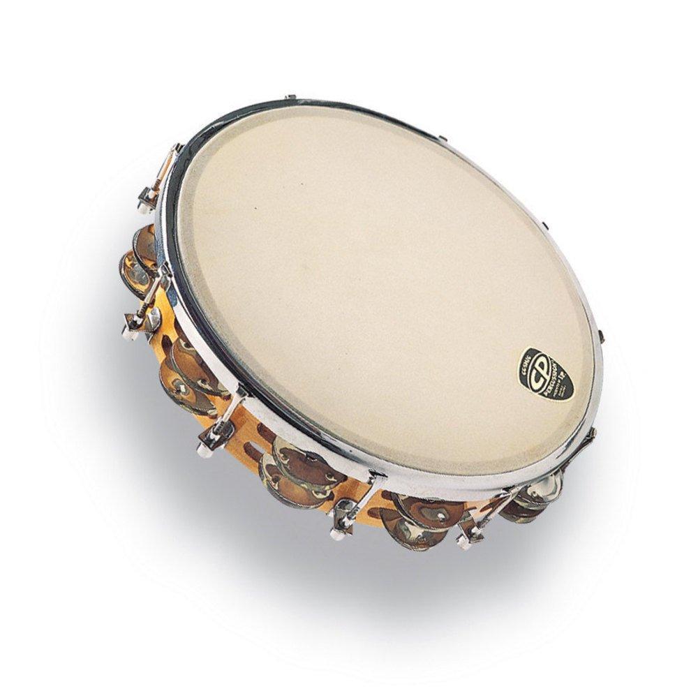 CP391 10'' Tunable Tambourine, Wood