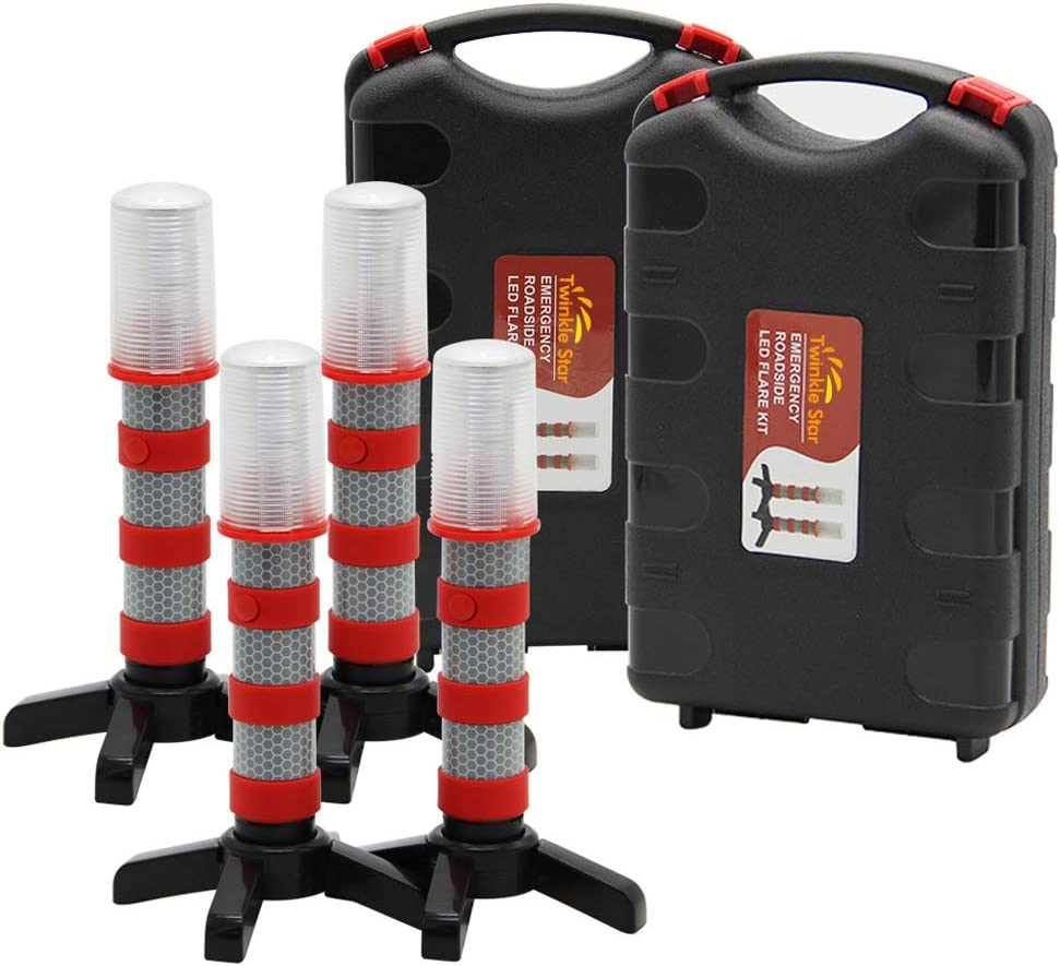 Twinkle Star Emergency Roadside Flares Kit
