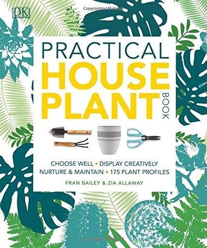 Cheap  Practical Houseplant Book