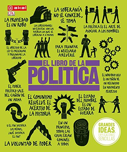 El libro de la política: 35 (Grandes temas): Amazon.es: Kelly, Paul, Andreano Weyland, Juan: Libros