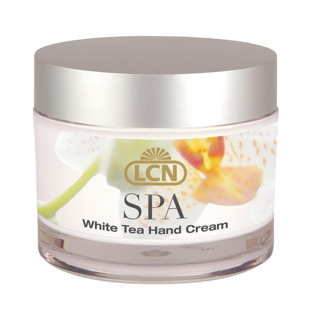 LCN White Tea Hand Cream, 50 ml 51002