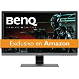 Monitor BenQ Gamer 28 pulgadas 4K HDR (EL2870U), Tiempo de respuesta 1ms, UHD, Panel TN, Free-Sync, Eye-Care, Anti reflejant