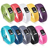 MyFitBands Band for Garmin Vivofit 4 Replacement