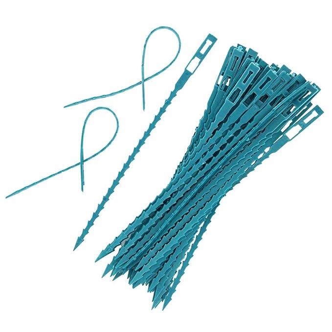 Wffo - Envoltorio para Corbatas de jardinería, Color Verde: Amazon ...