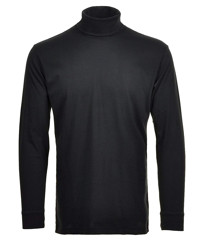 Ragman Men's Turtleneck Long SleeveLong-Sleeved Top 40170