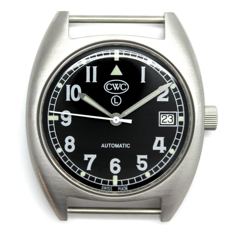 cwÜ Automatische General Service 1970er Armbanduhr