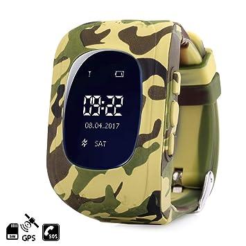 DAM. DMW007C81 Smartwatch GPS Especial para Niños Q50 ...