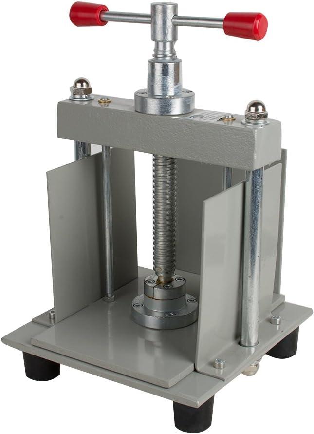 Manual Flat Paper Press Machine A4 Size Paper Presser Machine for Photo Books Booklets Invoices Nipping Machine Checks