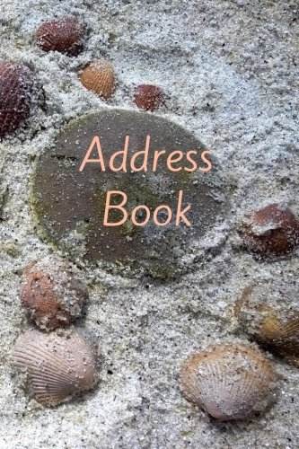 Address Book: Shells and Sand Dollar