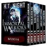 Immortal Warriors: Books 1-6