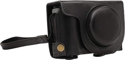 Megagear Mg1543 Ever Ready Leder Kamera Case Mit Kamera