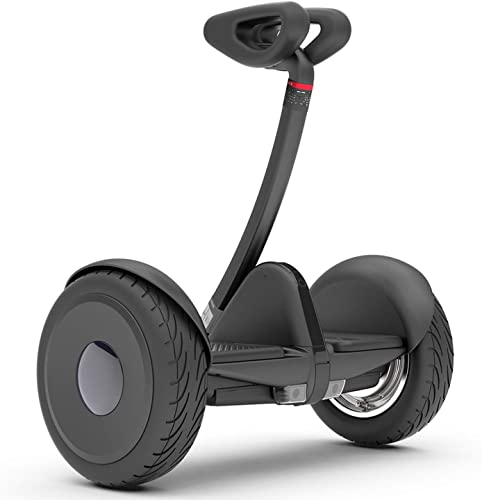 Segway Ninebot S Smart Self-Balancing Electric Scooter with LED Light, Portable and Powerful