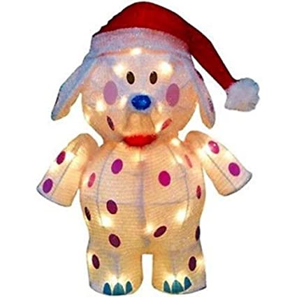 rudolphs misfit toys 18 tinsel spotted elephant christmas decoration - Misfit Toys Outdoor Christmas Decorations